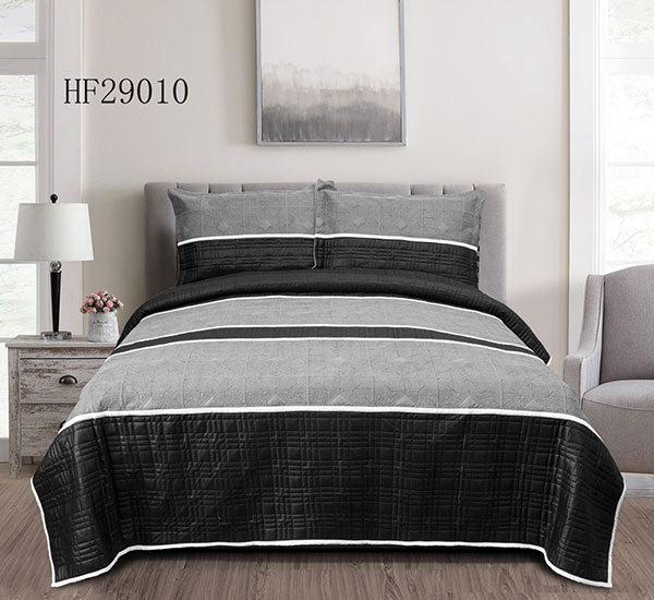 Bedspread-HF29010 business chic style
