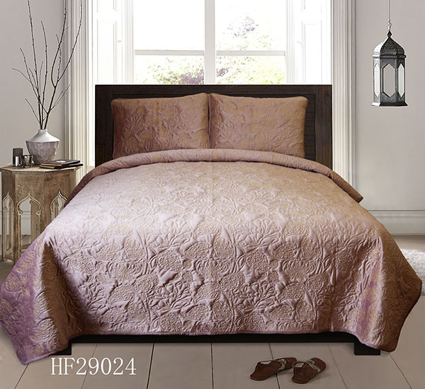 Cividini Spring embroidered bedspread-HF29024